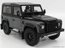 land rover defender black kyosho 08901cgr scale 1 18 land rover land new defender 90