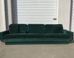 Vintage Mid Century Sofa Mid Century Sofa Etsy