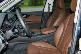 audi q7 6 seat configuration 2017 audi q7 2 0t review two point dough the about cars