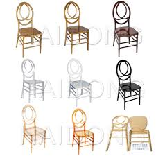 Transparent Acrylic Chairs Transparent Clear Lucite Wedding Polycarbonate Resin Phoenix Chair