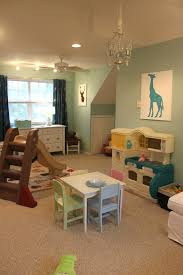 gender neutral nursery and playroom playrooms behr and at home
