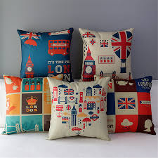 Vintage British Home Decor by Popular British Cushions Home Decor Buy Cheap British Cushions