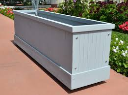 planters astonishing large rectangular planter large rectangular