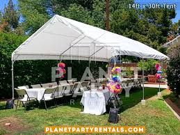 party rentals san fernando valley 101 14ft by 30ft white party tent rentals jpg