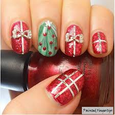 30 totally cute christmas designs for short nails shorts cute