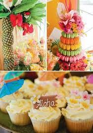 Tropical Themed Cake - 19 tropical christmas party ideas graduation pinterest