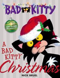 bad kitty christmas bad kitty books