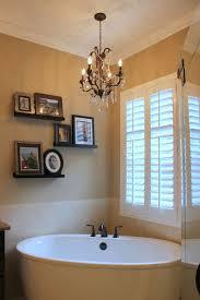 Bathroom Chandeliers Ideas Best 25 Bathroom Chandelier Ideas On Pinterest Master Bath In