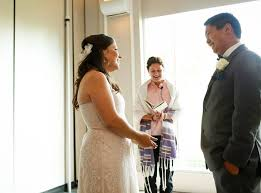how to officiate a wedding finding a rabbi or cantor to officiate at an interfaith wedding