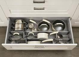 Kitchen Cabinet Drawer Organizers Best 25 Drawer Dividers Ideas On Pinterest Kitchen Ideas