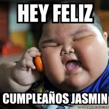 Jasmin Meme - meme fat chinese kid hey feliz cumplea祓os jasmin 2550378