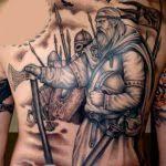 delightful sleeve viking ideas