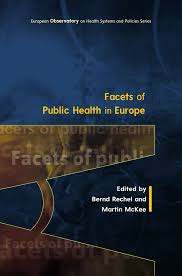 facets in public health in europe pdf download available