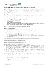 Electrician Apprentice Resume Examples by Torbay Antenatal Clinic Guidelines