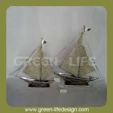 boat decor for home metal boat decoration metal boat decoration suppliers and