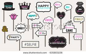 Props For Photo Booth Photo Booth Stock Images Royalty Free Images U0026 Vectors Shutterstock