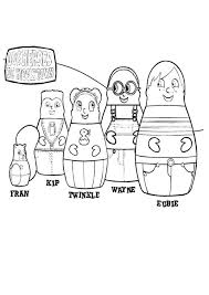 higglytown heroes weather hero colouring fun colouring