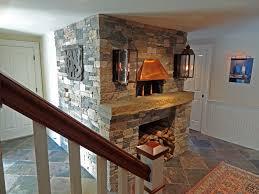 stone veneer for fireplaces old station landscape u0026 masonry
