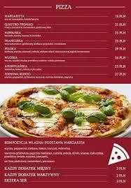 rondo cuisine rondo bistro cafe menu menu for rondo bistro cafe grzegórzki