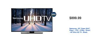 best uhd tv deals black friday un55hu6830fxza 4k ultra hd tv deal featured in best buy black
