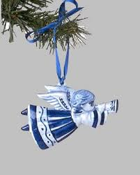 view a larger picture of ornament delft flying