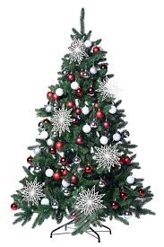 Fully Decorated Artificial Christmas Trees For Sale by Accessories Charming Rustic Christmas Tree Decor For Your Home