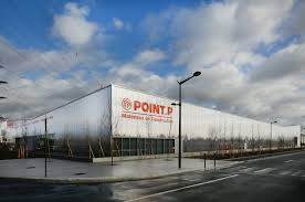 point p siege social ouverture du magasin point p à massy europe sud aménagement