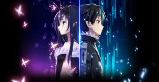 theme google chrome sword art online accel world vs sword art online review monstervine