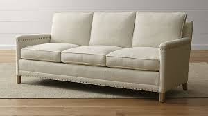 Crate And Barrel Lounge Sofa Review by Trevor Oatmeal Sofa Crate And Barrel