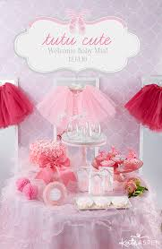 8 darling details for a tutu cute baby shower tutu babies and girls