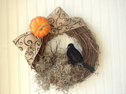 Target Halloween Wreath by Best Halloween Wreaths Popsugar Home