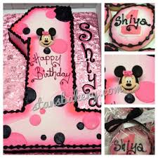 minnie mouse 1st birthday cake leslie s cool cakes from stan s northfield bakery minnie mouse