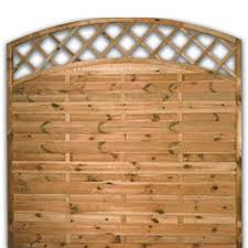 Arch Trellis Fence Panels Arch Fence Panel 1800mm X 1800mm