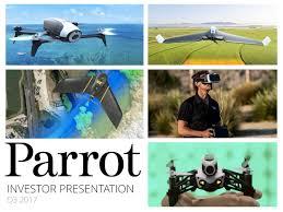 Seeking Cap 1 Parrot Paotf Presents At Natixis Mid Cap Conference Slideshow