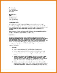 letter of business proposal 32 sample business proposal letters