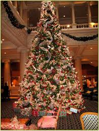 christmas trees decorated home design ideas