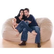 yogibo midi mid sized bean bag chair love seat and recliner bean