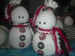 sock snowmen or snow babies as i like to call them hometalk