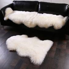 Washable Sheepskin Rug Fur Rug Ebay