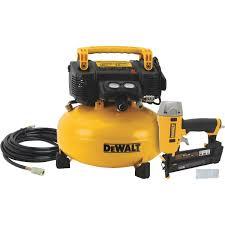 Dewalt Wet Tile Saw Manual by Dewalt Finish Nailer U0026 Compressor Combo Kit Dwc1kit16pp Do It Best