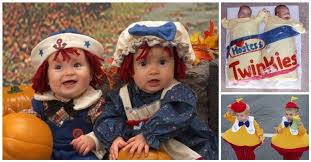 Twin Baby Boy Halloween Costumes Double Fun Halloween Halloween Costumes