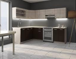 K Henzeile Preiswert Eckküche Küche Mary170x250 Cm Küchenzeile Küchenblock Winkelküche