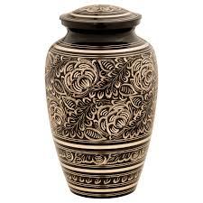 urns for sale villarose brass cremation urn for ashes