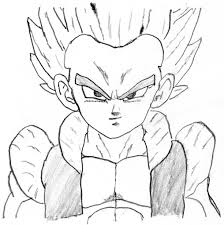 dragon ball gt goku super saiyan 4 coloring pages coloring home