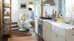 small kitchen layouts ideas small kitchen design ideas southern living