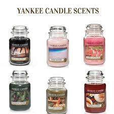 our yankee candle fragrance scents are choices for our