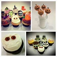 Halloween Cupcakes In A Jar by Cupcake News Cupcake Charlie U0027s