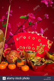 festival decorations chinese new year festival decorations ang pow or red packet and