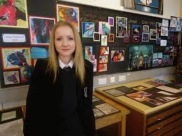 Art And Design Gcse Cullybackey College Gcse Exhibition May 2014
