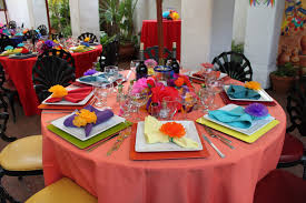 Interior Design View Mexican Themed Dinner Party Decorations